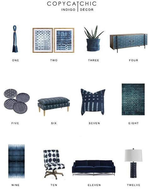 Indigo Home Decor by 25 Best Ideas About Indigo Bedroom On Blue