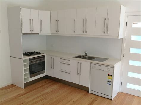 kitchens for flats granny flat warriewood transitional kitchen sydney