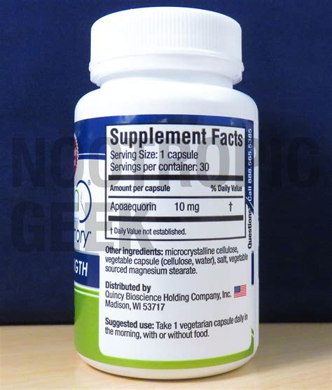 prevagen review brain supplement reviews prevagen review synthetic jellyfish protein for memory