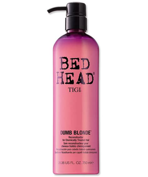best bed products tigi bed dumb reconstructor best products