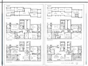 Home Plans With Master On Main Floor by Charles Correa Kanchenjunga Apartments The Archi Blog