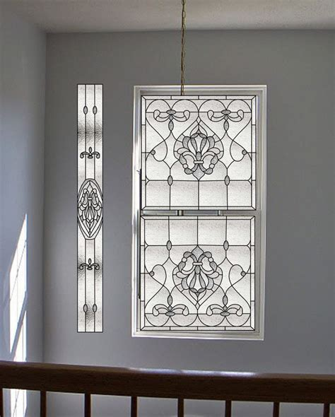 decorative window films for home decorative window film stained glass rubinaccio j