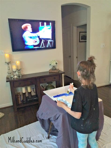 bob ross painting netflix tips for helping paint with bob ross everyday best