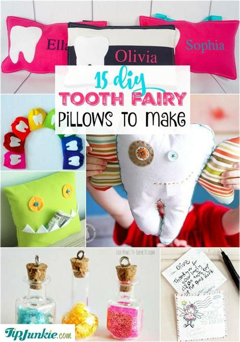 Wonderful Diy Tooth Pillow by 15 Cutest Diy Tooth Pillows To Make Tip Junkie