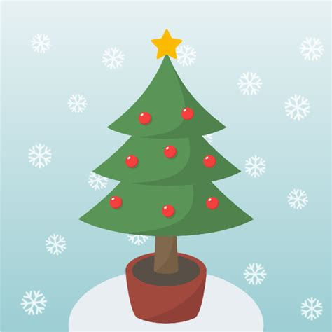 christmas tree drawing how to draw a christmas tree in inkscape goinkscape