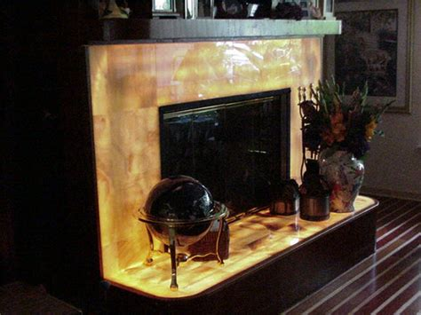 Onyx Fireplace by Critter Corner Ladidaladies