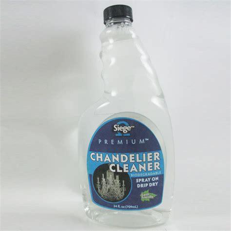 Chandelier Cleaner Glass Chandelier Cleaner Spray Light Fixture Glass Dining Solution 24 Oz Ebay