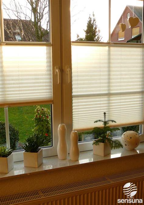 Fenster Sichtschutz Sprossenfenster by Die Besten 17 Ideen Zu K 252 Chenfenster Vorh 228 Nge Auf
