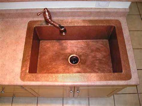 copper sink installation instructions installation photos ilene and leaf copper sinks online