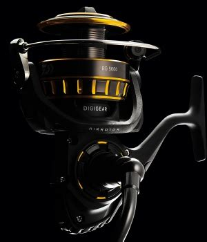 Reel Pancing Next Flash 3000 Black Aluminium Spool 5 Bearing daiwa bg3000 spinning reel jigging world