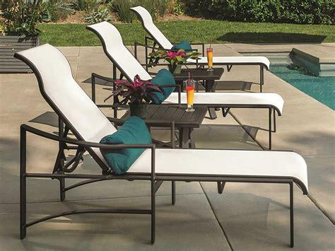 Kenzo Set By Zm tropitone kenzo sling aluminum lounge set kenzochaiseset