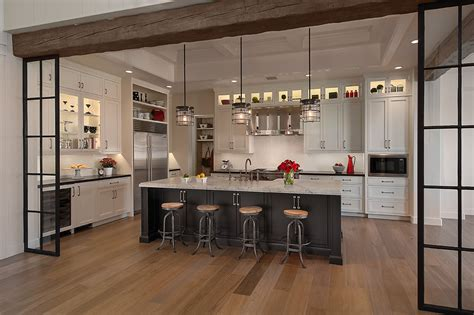 Wooden Dining Room Table industrial loft decorating with concrete floor living room
