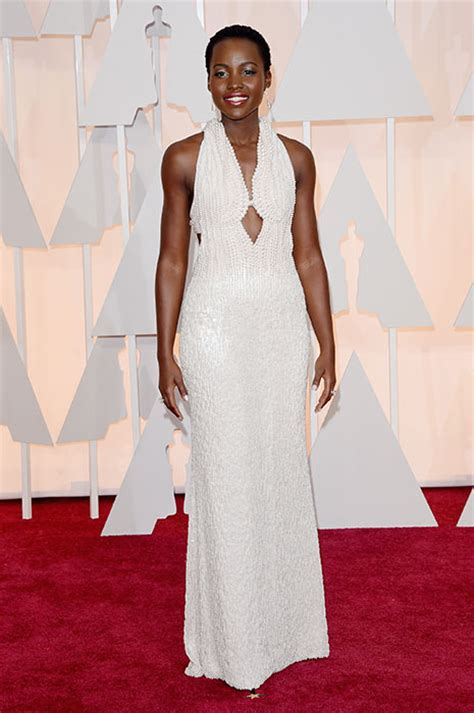 Pattern Lupita Dress wedding dresses inspired by the 2015 oscars