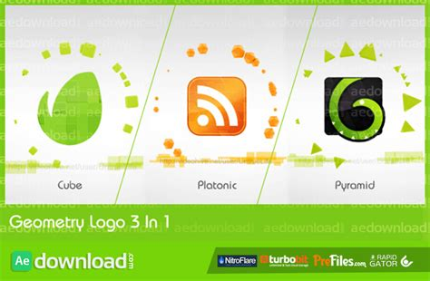 videohive free templates videohive geometry logo free free after