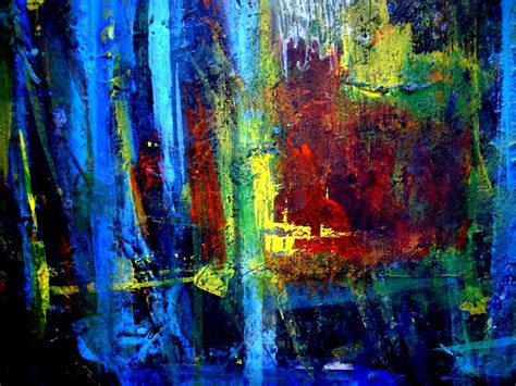 acrylic painting jungle jungle boogie 130101 4 painting by aquira kusume