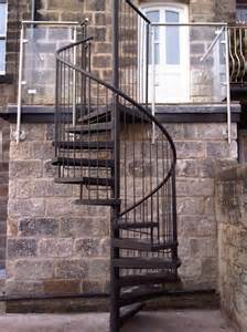 Handrails For Exterior Stairs External Staircases Spiral Staircase Stairs Staircases