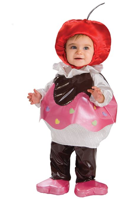 toddler girls halloween costumes toddler sweetheart cupcake costume