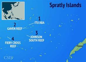 sea island map before and after the south china sea transformed asia