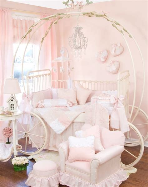 cinderella carriage bed adorable