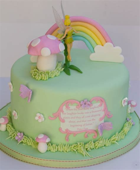 Tinkerbell Baby Shower Ideas by Baby Shower Tinkerbell Cake Cupcake Kitchen