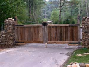 How To Build Deck Benches Rustic Wooden Gates Amp Garden Arbors Appalachian Design