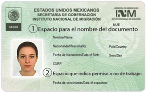que significa la aprobacion de la visa u fmm fm3 fm2 mexican visas immigration documents