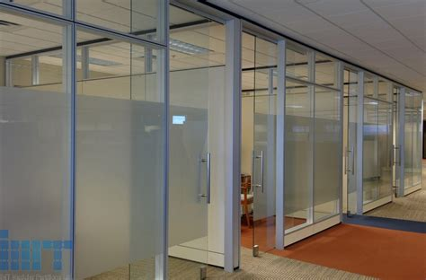 Movable Walls by Frameless Glass Sliding Doors For Modular Office Partitions