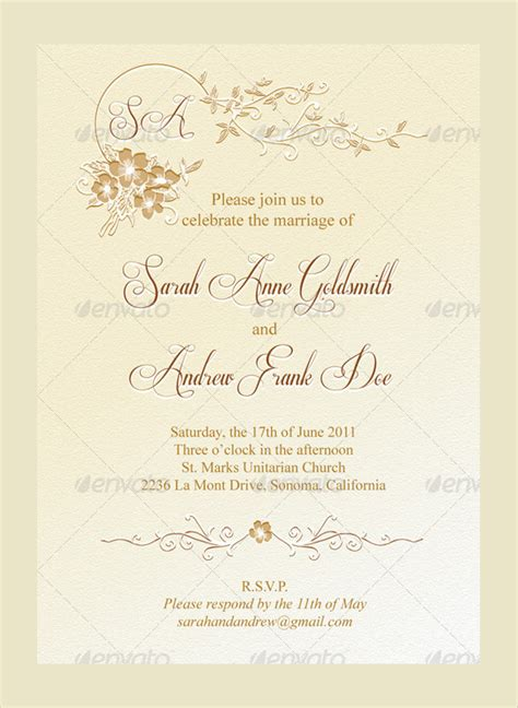 wedding menu card template 36 wedding menu templates free sle exle format