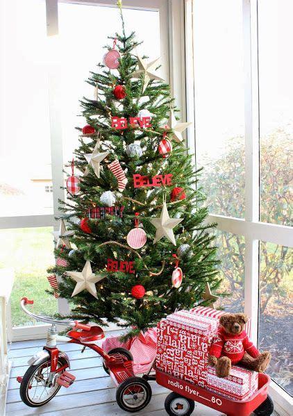 Pohon Natal Ungu 15 contoh dekorasi pohon natal tree decorations