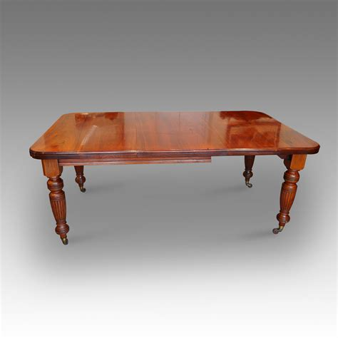 8 Seat Dining Tables Edwardian Walnut 8 Seat Dining Table Now Sold Hingstons Antiques Dealers