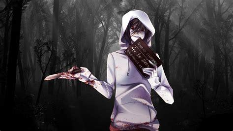 anime girl killer wallpaper jeff the killer wallpaper hd 69 images