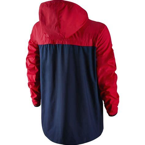 Jaket Ziper Hodie Bolak Balik Parka Pink Blue Turkis nike mens half zip jacket royal blue tennisnuts