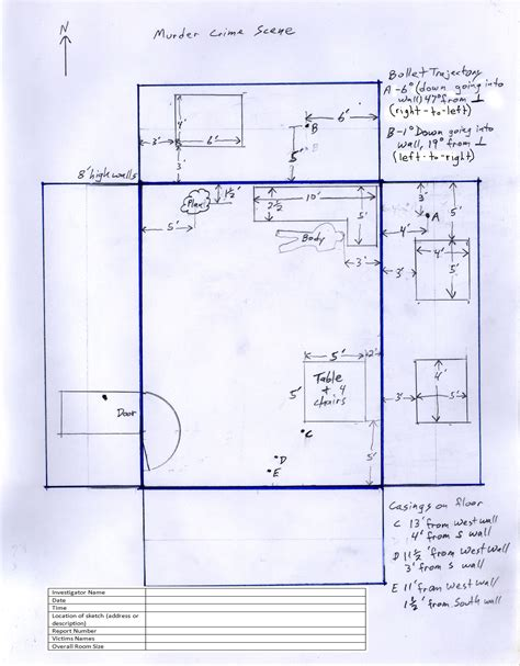 3d Home Design And Drafting Software by Crime Scene Sketch Autocad Revit The Design Build Academy