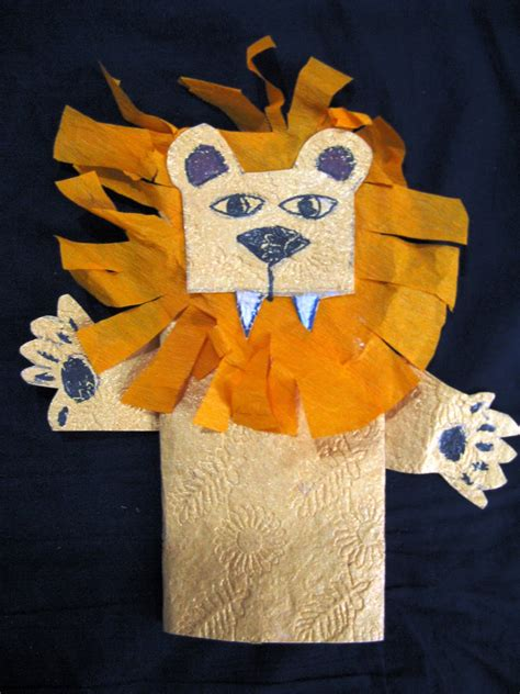 Paper Bag Arts And Crafts - crafts for
