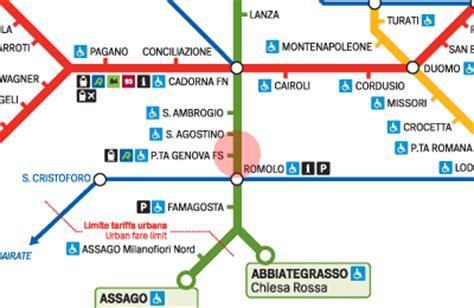 metro porta genova porta genova f s station map milan metro