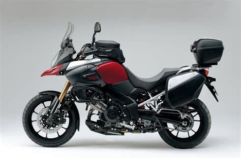 Suzuki V Strom 1000 2014 Suzuki V Strom 1000 Zubeh 246 R 2014 Motorrad Fotos