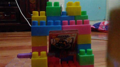 membuat mainan dari kardus pasta gigi cara membuat robot senjata dari lego sederhana versi on