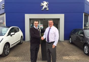 howards peugeot weston new service manager howards peugeot weston mare