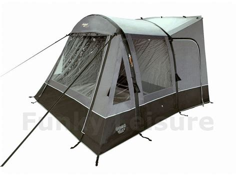 vango airbeam awning 2015 vango kela ii airbeam awning review funky leisure