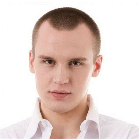 cool bald hairstyle for men 25 cool short hairstyles for balding men