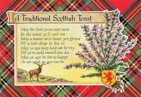 Scottish Birthday Quotes. QuotesGram