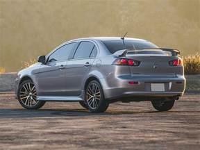 Mitsubishi Lncer New 2017 Mitsubishi Lancer Price Photos Reviews