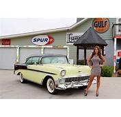 Crocus Yellow 1956 Chevrolet Bel Air For Sale  MCG