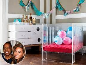Z Cribs by Beyonc 233 And Z Buy Lucite Crib For Blue