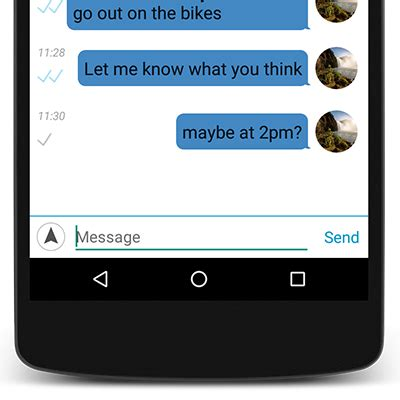 read receipts for android read receipts for android chat sdk
