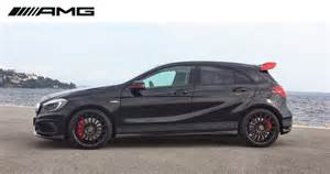 Mercedes A Class Amg New Mercedes A Class 45 Amg Rental Hire The Mercedes A