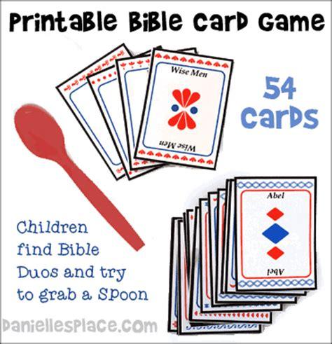 printable bible card games printable bible games for sunday school