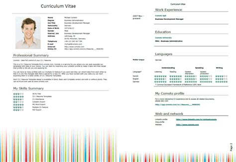 curriculum vitae templates word 2013 50 free microsoft word resume templates for