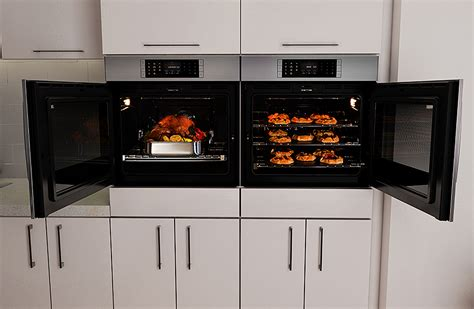 side by side ovens side by side ovens sidebyside with grabngo door with side