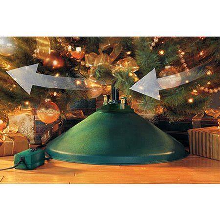 2rotating christmmas tree stand e z rotating tree stand walmart